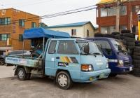 Бортовой грузовик Hyundai Porter. Корея, Каннын