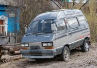 Микроавтобус Subaru Domingo. Томск