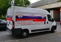 Фургон Peugeot Boxer, #B-SR 3473. Германия, Берлин, Шарлотенбург,
