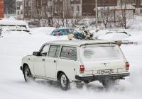 Медицинский автомобиль ГАЗ-31023 #О 794 АВ 70. Томская область, Северск, улица Победы
