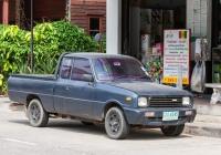 Пикап Mazda. Таиланд, Убон Ратчатани