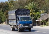 Бортовой грузовик Hyundai HD72 #47P-2773. Вьетнам, Провинция Каньхоа