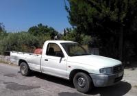 пикап Mazda B4000. Греция, остров Родос, Фалираки