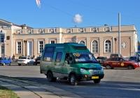 Микроавтобус Рута СПВ-16 #АК 4304 АА. Крым, г. Керчь, Привокзальная площадь