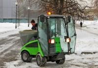 Машина для коммунальных служб Egholm City Ranger 2200 #0330 ВР 77 . Москва, Парк Горького