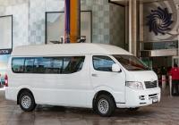 Микроавтобус Chery Transcom #WWA 7978. Малайзия, Куала Лумпур