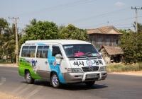 Микроавтобус SsangYong Istana #2AD-6926. Камбоджа, Национальное шоссе №6
