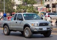 Пикап Toyota Tacoma #2AG-6647. Камбоджа, Сием Реап