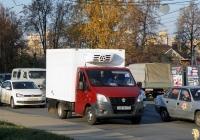 "Фургон Луидор-3008NA на шасси ГАЗ-A21R22 ""Газель Next"" #Н 961 ЕМ 152. Нижний Новгород, улица Ванеева"