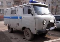 Автозак на базе УАЗ-3741 #В 0818 72 . Тюмень, улица Белинского