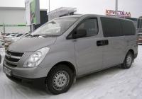 Микроавтобус Hyundai Grand Starex #T 617 TNM . Тюмень, улица Дмитрия Менделеева