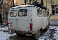 Микроавтобус УАЗ-2206 #О 405 УУ 66. Свердловская область, Берёзовский
