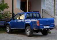 Пикап Mazda BT-50 #Н 489 СУ 72 . Свердловская область, Луговской, Школьная улица