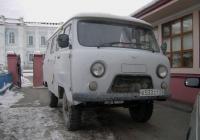 Грузопассажирский фургон УАЗ-3909 #К 533 СТ 72 . Тюмень, улица Республики