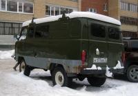 Грузопассажирский фургон УАЗ-3909 #Н 177 ВХ 72 . Тюмень