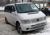 Микроавтобус Mercedes V220 #Н 900 АТ 72 . Тюмень