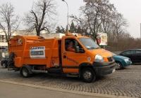 Мусоровоз Renault Mascott, #65. Чехия, Прага