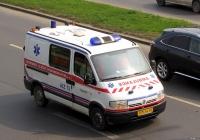 АСМП Renault Master, #PHM 64-02. Чехия, Прага