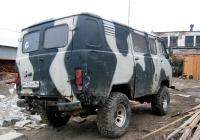 Грузопассажирский фургон УАЗ-3909 #Р 672 АВ 96 . Свердловская область, Лосиный