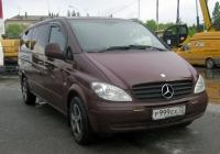 Микроавтобус Mercedes-Benz Vito #Р 999 ЕХ 72 . Тюмень, Севастопольская улица