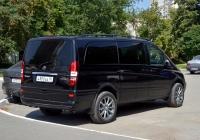 Микроавтобус Mercedes-Benz Viano #А 800 АА 96 . Екатеринбург (Свердловск)