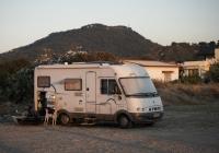 Автомобиль-кемпер HYMER Emma #CA5473XB (регистрация - Республика Болгария). Греция, остров Родос, Кремасти