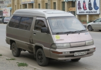 Микроавтобус Toyota Master Ace Surf #В 131 КН 45. Курган, улица Куйбышева