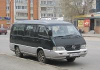 Микроавтобус SsangYong Istana #Р 454 КС 45. Курган, улица Куйбышева