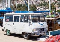 Микроавтобус Peugeot J9 #48 H 9665. Турция, Каш