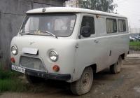 Грузопассажирский фургон УАЗ-3962 #В 360 ВТ 66 . Екатеринбург (Свердловск)