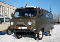 Грузопассажирский фургон УАЗ-3962 #У 137 ХА 66  . Свердловская область, Тугулым, площадь 50 лет Октября