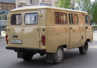 Грузопассажирский фургон УАЗ-3962 #А 483 АА 72  . Тюмень, Пролетарская улица