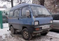 Микроавтобус Mitsubushi Minicab #В 073 ОМ 72 . Тюмень, улица Холодильная