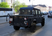 Пикап Land Rover Defender . Австрия, Вена