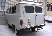 Грузопассажирский фургон УАЗ-452А #Т 321 АА 72 . Тюмень