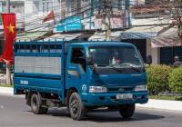 Грузовик Thaco Frontier 140 #79C-050.50. Вьетнам, Нячанг