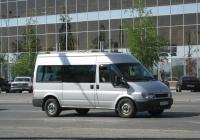 Микроавтобус Ford Transit #О 797 ВУ 45. Курган, улица Ленина
