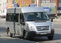 Микроавтобус Ford Transit #Т 959 ЕА 45. Курган, улица Куйбышева