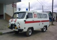 АСМП УАЗ-3962 #Е 129 УТ 96 . Свердловская область, Луговской, Школьная улица