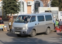 Микроавтобус Nissan Caravan #У 601 КТ 45. Курган, улица Гоголя