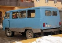 Микроавтобус АПВ-У-01 на шасси УАЗ-3303 #Н 406 ВХ 72 . Тюмень, Ямская улица