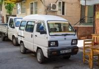 Микроавтобус Suzuki Super Carry #35 AZ 3782. Турция, Измир