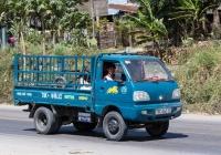 Бортовой грузовик Heibao #78C-040.12. Вьетнам, Провинция Каньхоа