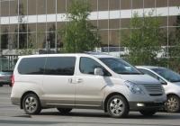 Микроавтобус Hyundai H1 #Р 888 ВВ 45. Курган, улица Ленина