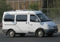 """Микроавтобус ГАЗ-22171 """"Соболь"""" #Т 173 ТТ 45. Курган, улица Ленина"""