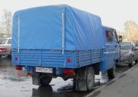 Бортовой грузовой автомобиль УАЗ-39094 #О 667 ОР 72 . Тюмень, улица Щербакова