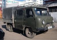 Бортовой грузовой автомобиль УАЗ-39094 #С 666 ОЕ 72 . Тюмень, Киевская улица