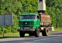 Самосвал IFA W50L #Х 2854 ХК. Харьковская область, г. Харьков, Белгородское шоссе