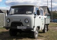 Бортовой грузовой автомобиль УАЗ-39094 #Р 151 ЕН 72. Свердловская область, Луговской, Тугулымская улица
