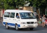Микроавтобус Mercedes-Benz MB140D #51B-083.17. Вьетнам, Хошимин